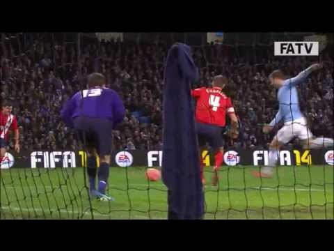MANCHESTER CITY vs BLACKBURN ROVERS 5-0: Official Goals & Highlights FA Cup Third Round Replay