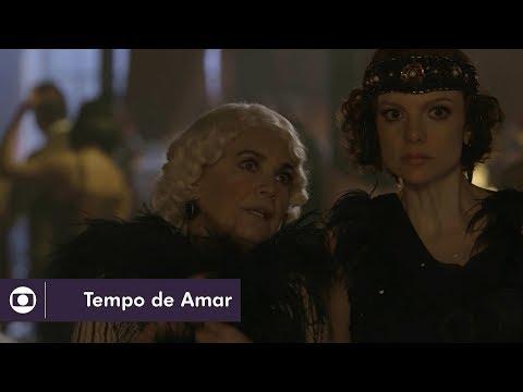 Tempo de Amar: capítulo 98 da novela, sexta, 19 de janeiro, na Globo