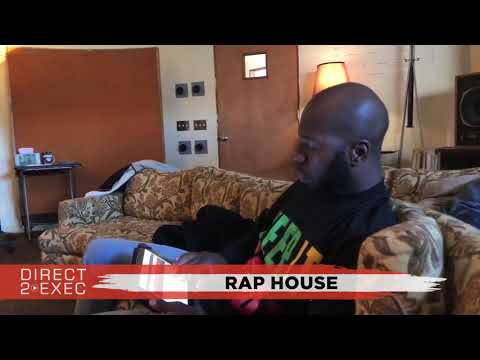 Rap House Performs at Direct 2 Exec Seattle 10/28/18 - A&R at Atlantic Records