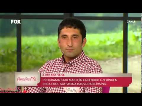 ESRA EROL'DA SERİFE'YE GELEN GARİP TALİP !
