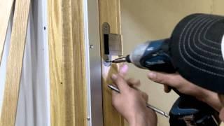 Installing a Soundproof Door (High Definition)