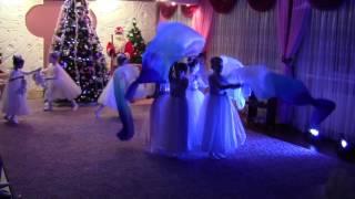 Танец Метель ( с веером-вейломи)