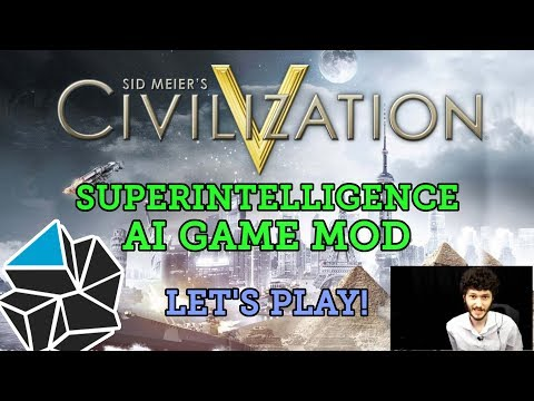 Superintelligence Mod for Civilization V
