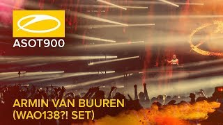 Armin van Buuren live at A State Of Trance 900 (Utrecht, The Netherlands) [WAO138?! Stage]