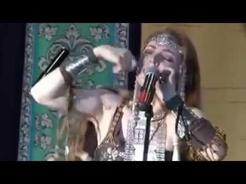 russian shaman lady