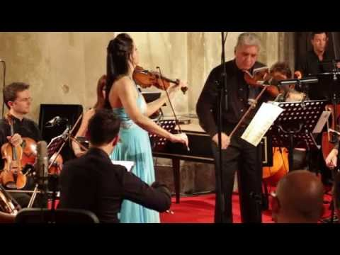 Vivaldi - Concerto for Two Violins in A Minor RV 522 Sreten Krstic Lana Trotovsek