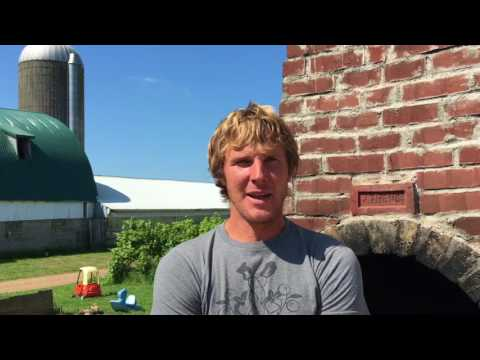 WWOOF Farm-to-Table Pizza in Athens, WI