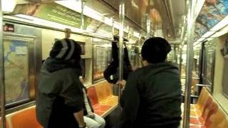 Step Up 2 Subway prank scene Parody