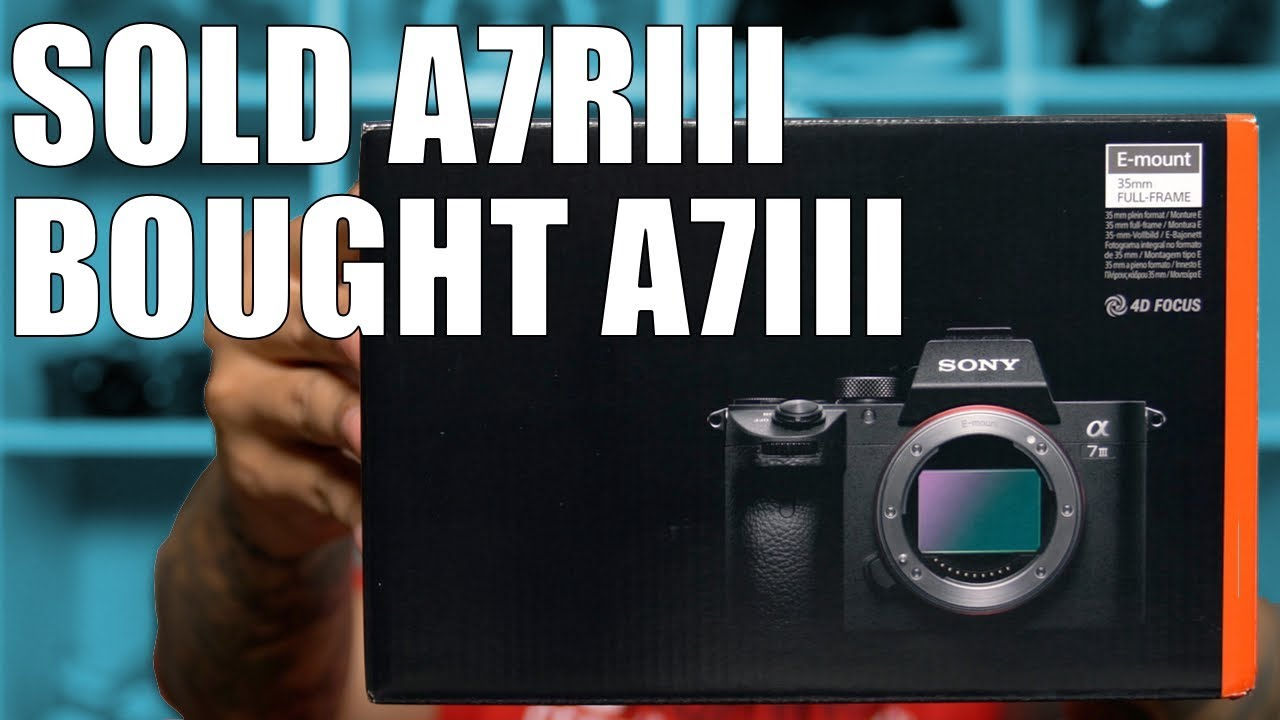 fb3dba0145f I sold my Sony A7RIII and bought the Sony A7III. Here s Why. - YouTube