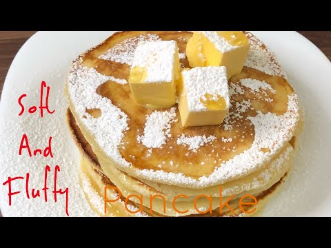 homemade-best-pancake-soft-and-fluppy-|-how-to-make-pancake-easy-recipe