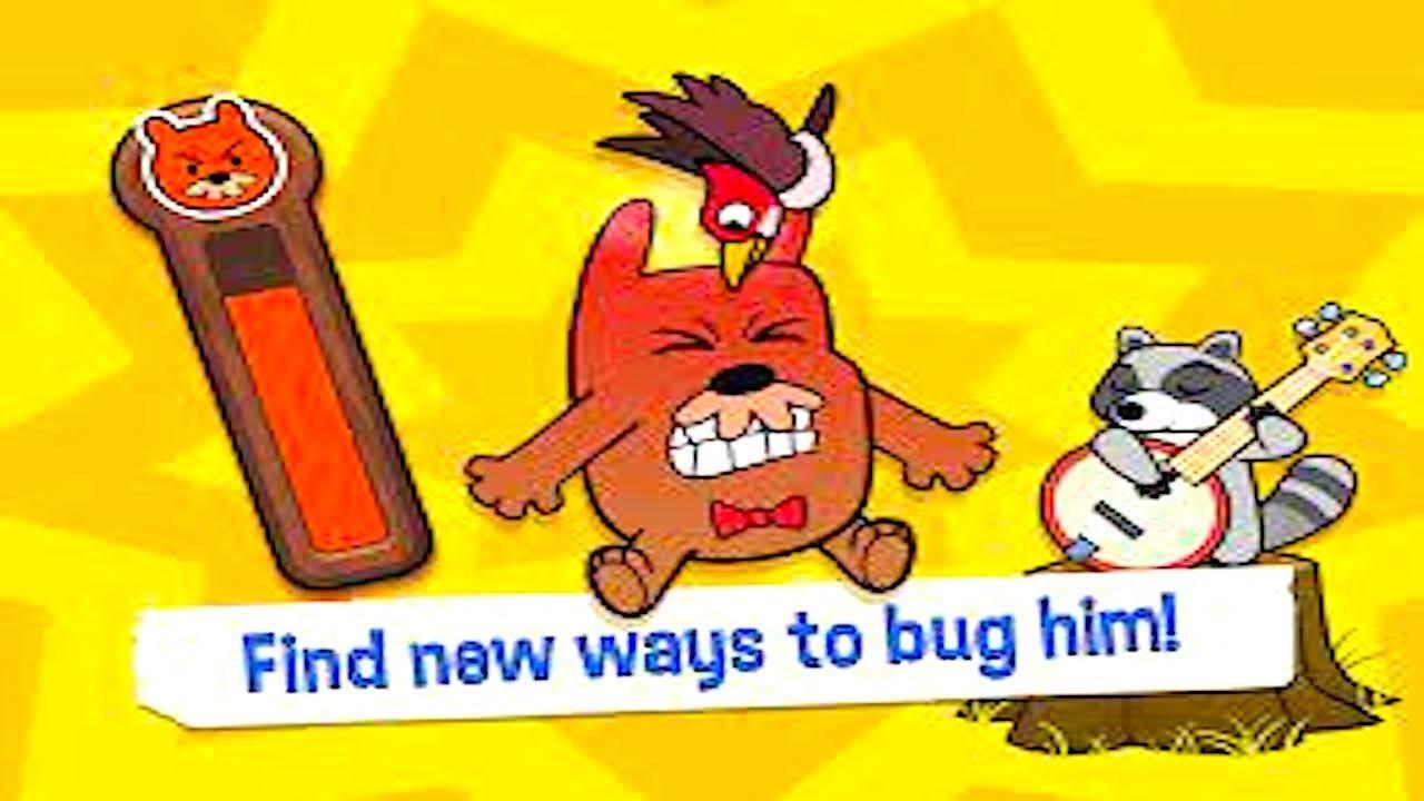 СМЕЕМСЯ ДРАЗНИМ ЗВЕРЬКА #10 My Grumpy Do not disturb мультик игра и Радугарог Детский летсплей #ММ
