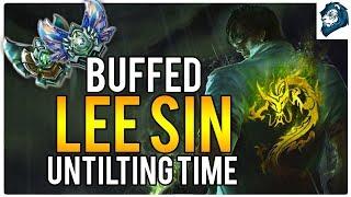 LEE SIN GOT BUFFED - Untilting Time | League of Legends