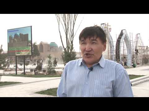 ТұранТүркістан_Жолдау Бекжігіт Сердәлі.