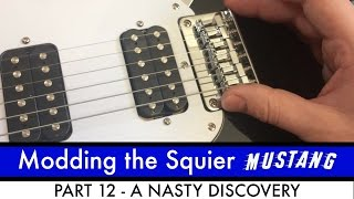 Modding the Mighty Bullet Mustang Part 12 - A nasty discovery