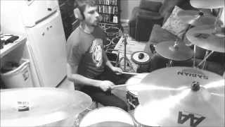Live - Shit Towne (Drum Cover)