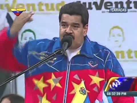 """Maduro responde a afirmaciones de José Luis Rodríguez """"El Puma"""" contra Chávez"""