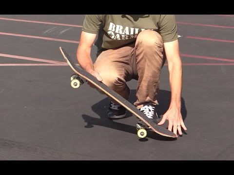 5 STEPS TO BETTER KICKFLIPS