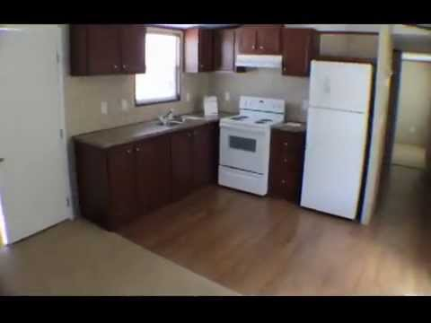 Clayton 1 bedroom 1 bathroom singlewide manufactured home One bedroom one bath mobile home
