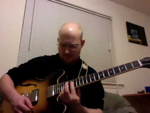 Guitar Lesson - Wes Montgomery Block Chords