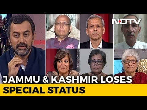 Reality Check  PM Modi-Amit Shah&39;s Kashmir &39;Bombshell&39;