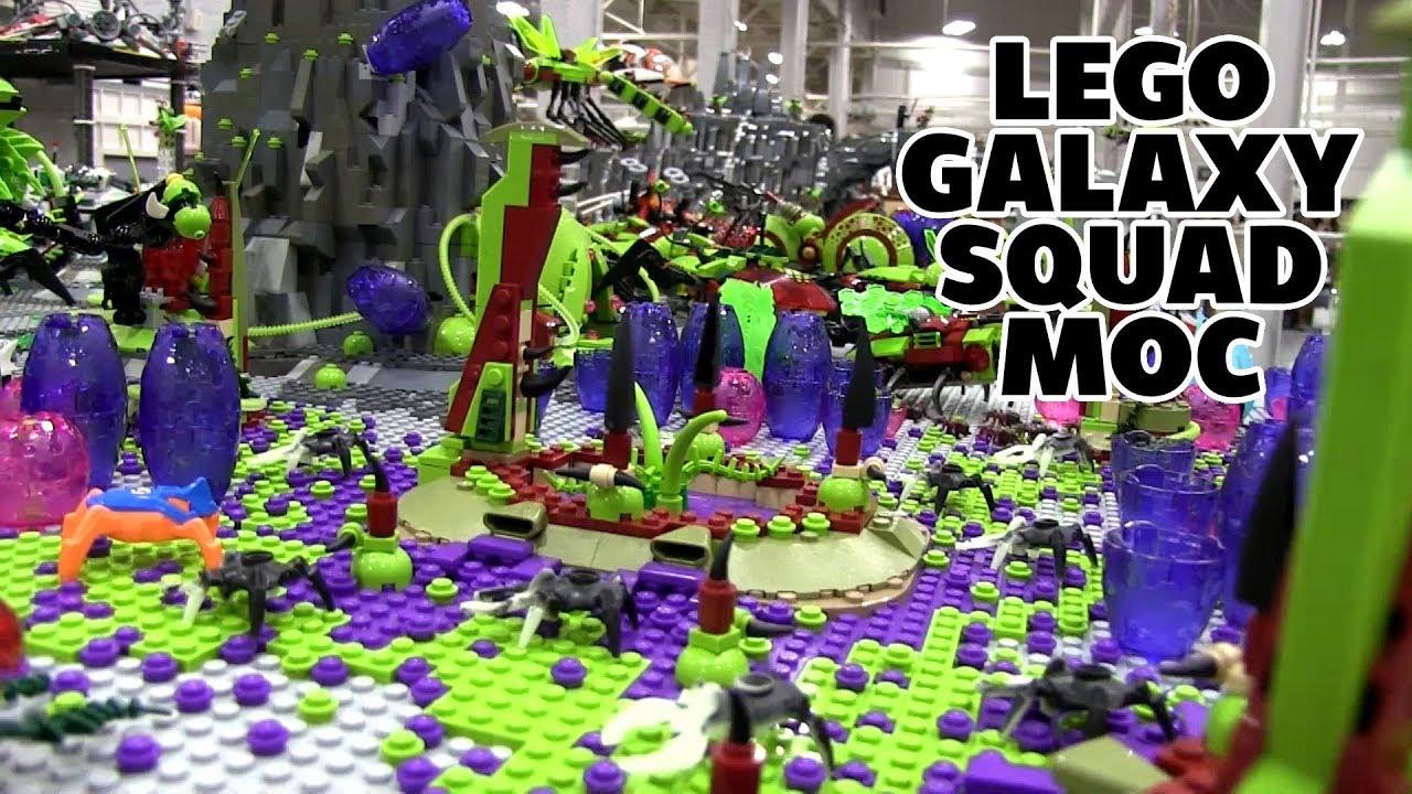 Lego - Alien Invasion #1 - YouTube |Lego Alien Invasion