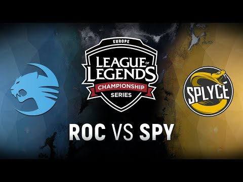 Download Youtube: ROC vs. SPY - Quarterfinals Game 2 | EU LCS Spring Playoffs | Team Roccat vs. Splyce (2018)