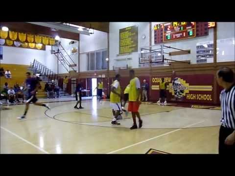 2011 Southern California ELITE 40 Top 20 All Star Game::: Game Footage!!!