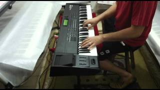 ROLAND XP-80 DEMO NA CLASSIC KEYBOARDS