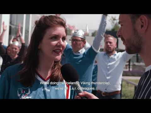 Juich mee voor IJsland met je eigen Vikingklap!