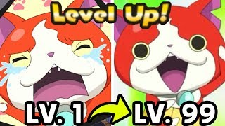BEST EXP Guide for Yo-kai Watch 3! Level 99 Yo-kai EASY!