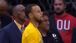 TNT OT Warmups LIVE: Golden State Warriors vs Houston Rockets Game 1