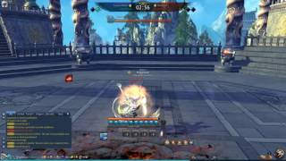Blade & Soul | KFM combo NO animation cancel