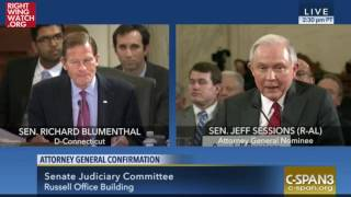 RWW News: Jeff Sessions Defends