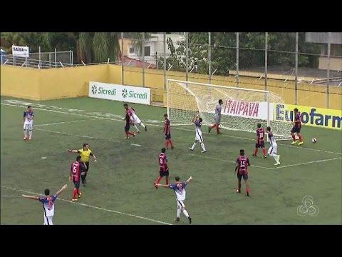 Fast Clube 1 X 2 Trindade-GO (Copa São Paulo de Futebol Junior 2017)