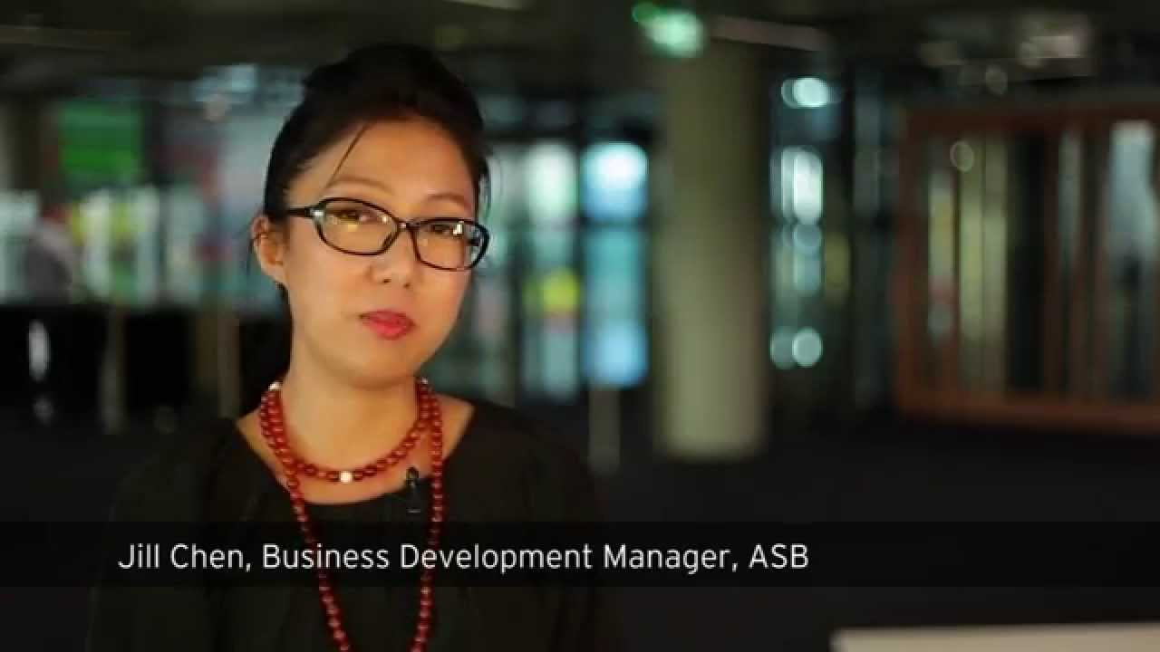 ASB Asian Business Banking - Growing Together