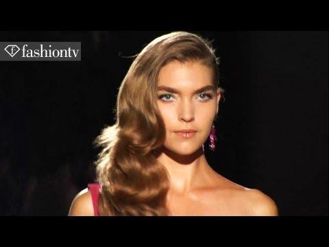 Models - Arizona Muse, Top Model at Spring 2012 Fashion Week   FashionTV