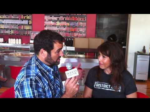 Hunger Games Hair Department Head Linda Flowers Interview with Dean Banowetz