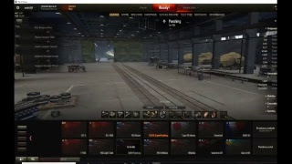 Live Stream playing world of tanks