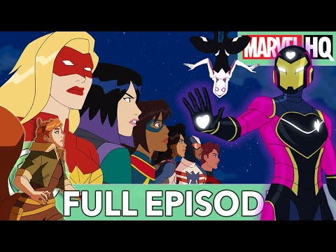 Marvel Rising: Heart of Iron | Featuring Sofia Wylie, Ming-Na Wen & Dove Cameron | FULL EPISODE