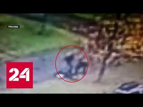 Смотреть фото В Москве налетчики, вооруженные топором, отобрали у мужчины 50 тысяч долларов - Россия 24 новости Россия