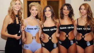 Конкурс красоты Италия Турин