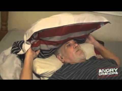 Angry Grandpa Hates 100 ways to love a cat and Valentines Day