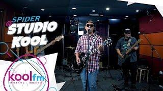 SPIDER - Kekal (LIVE) - Studio Kool