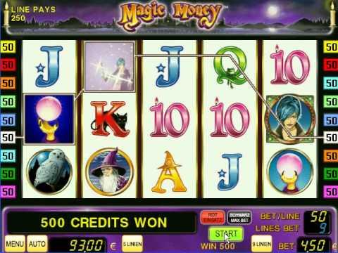 гаминатор magic money