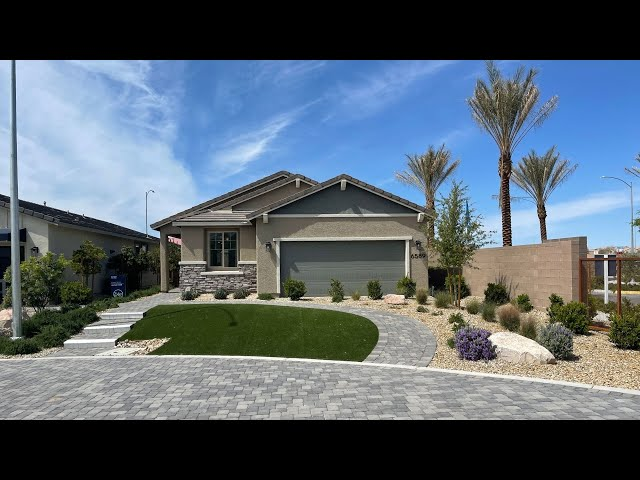 New Homes For Sale North Las Vegas | Del Webb at North Ranch | Expedition Home Tour | $368k+ 1,770sf