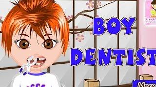 NEW Игры для детей—Мальчик у стоматолога—мультик для девочек(Привет! Я счастлива, что нас становится всё больше и больше:) Вы здесь,а значит Вы - настоящий друг канала..., 2016-01-04T10:15:39.000Z)