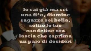 Rihanna - Birthday Cake (Remix) (feat. Chris Brown) LYRICS (con traduzione in italiano)