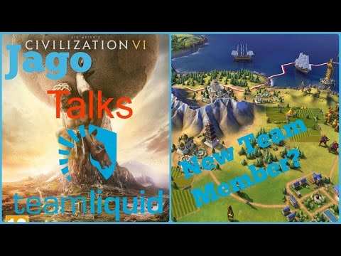 Civilization VI | News & Features | Possible New Member for leading CS:GO Team | Jago Talks...
