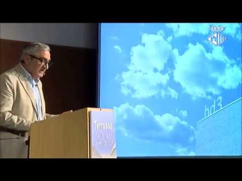 Coferència alcalde de Terrassa: Visió de ciutat, diàleg de futur