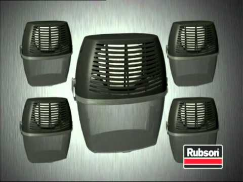 rubson absorbeur stop humidite air sain youtube. Black Bedroom Furniture Sets. Home Design Ideas